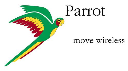 parrot move wireless